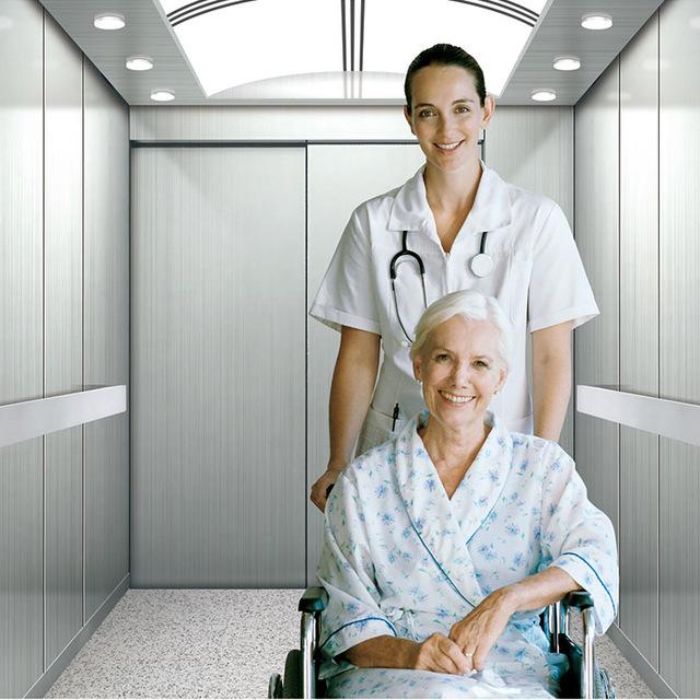 Đặc tính thang máy bệnh viện