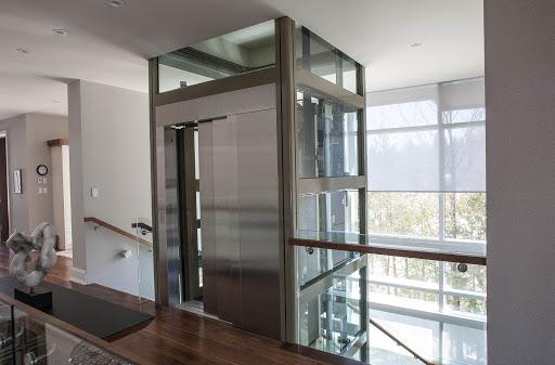 lắp đặt cửa thang máy