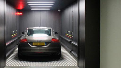Thang máy tải ô tô – Giải pháp tiết kiệm đẳng cấp 1
