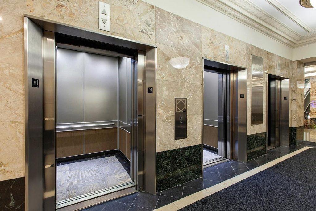 Ký hiệu trong cabin thang máy chung cư