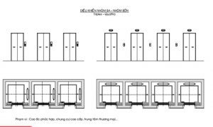 bản vẽ thang máy chung cư 2